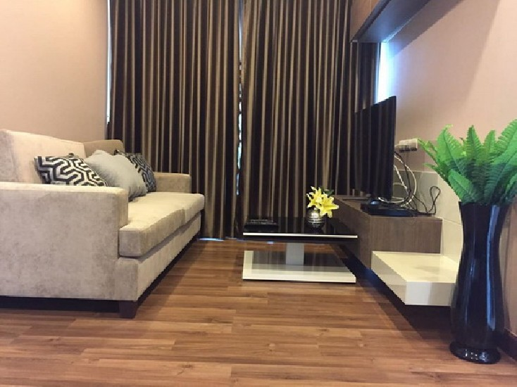 (เช่า) FOR RENT CHEWATHAI INTERCHNAGE / 2 beds 2 baths / 55 Sqm.**25,000** Nice Decorated.