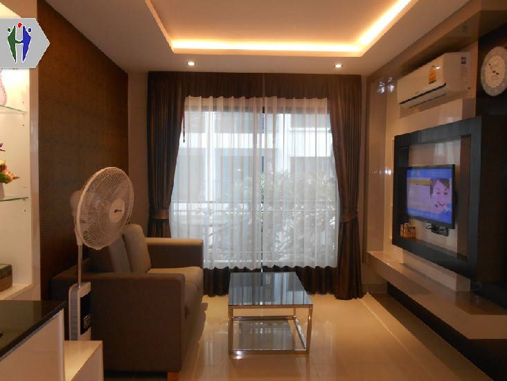 Condo for Rent 1 bedrooms close to Sukhumvit Rd. South Pattaya