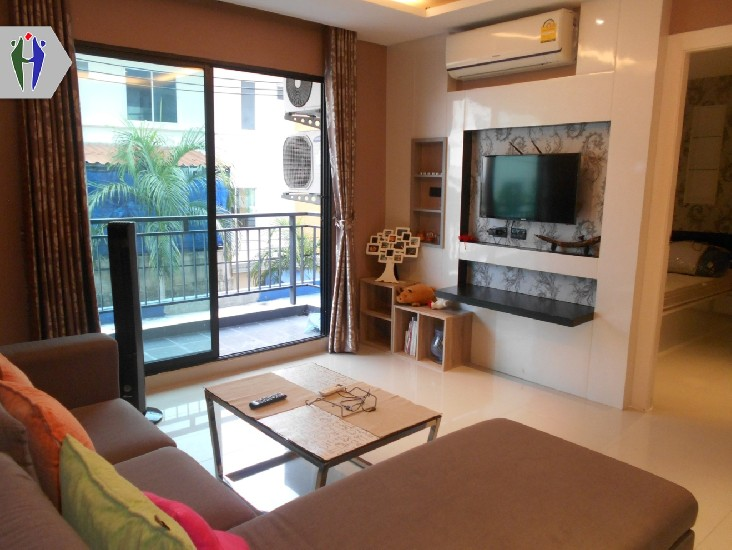 Hot Price Sale!! Condo 51 sqm. South Pattaya for sale 1.6 Million Baht.