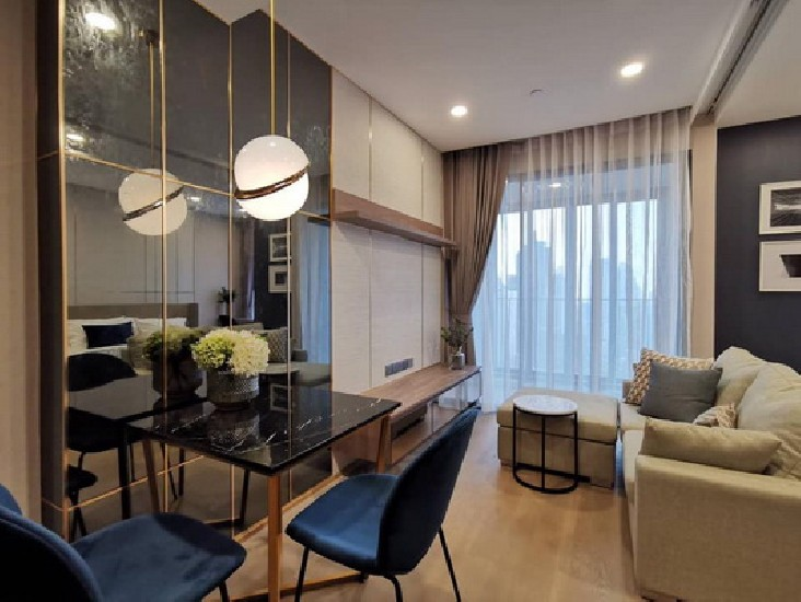 (เช่า) FOR RENT ASHTON CHULA SILOM / 1 bedroom / 35 Sqm.**30,000** Modern Decorated.