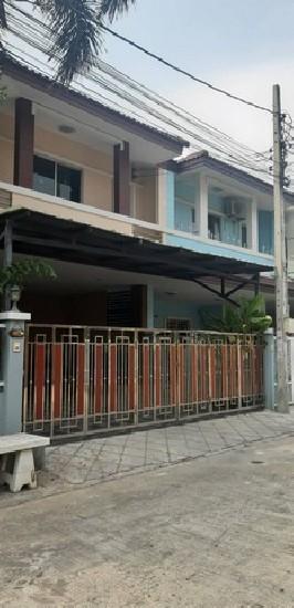 RT343 ให้เช่าทาวน์โฮม จามจุรี  พหล 48