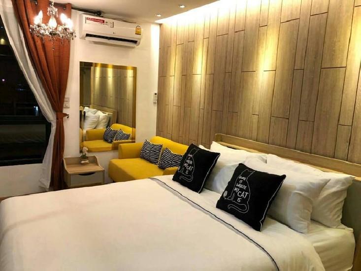 ด่วนขายถูกมาก Service Apartment Modern Luxury Gold ติด ถนนกาญจนาภิเษก บางใหญ่ ใกล้Central