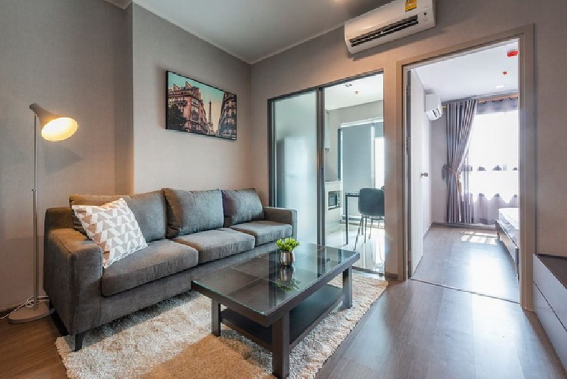 (เช่า) FOR RENT IDEO SUKHUMVIT 93 / 1 bedroom / 31 Sqm.**17,000** Nice Decorated.