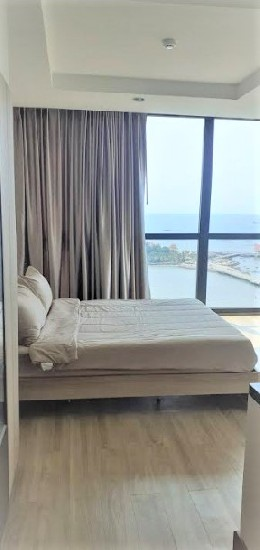 For Rent! The best of seaview room 2-5mins to Robinson sriracha & Surasak Montri Public Pa