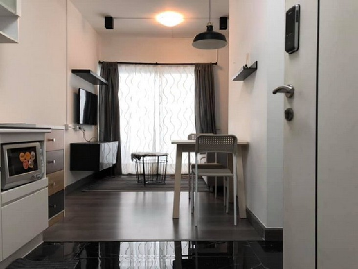 (เช่า) FOR RENT A SPACE ASOKE RATCHADA / 1 bedroom / 35 Sqm.**12,000** Fully Furnished.