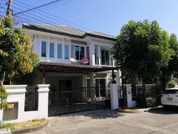 (เช่า) FOR RENT BANGKOK BOULEVARD RATCHAPRUK RAMA 5 / 3 beds 3 baths / 60 Sqw.**40,000**