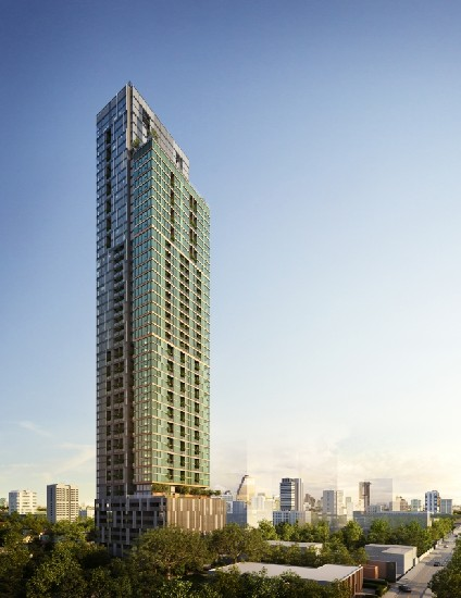 ขาย The Lofts Silom ห้อง Hybrid 2 bedrooms by Raimon Land