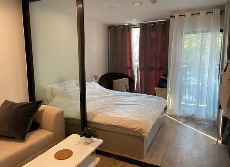 (เช่า) FOR RENT ATMOZ LADPRAO 15 / 1 bedroom / 25 Sqm.**12,000** Fully Furnished.