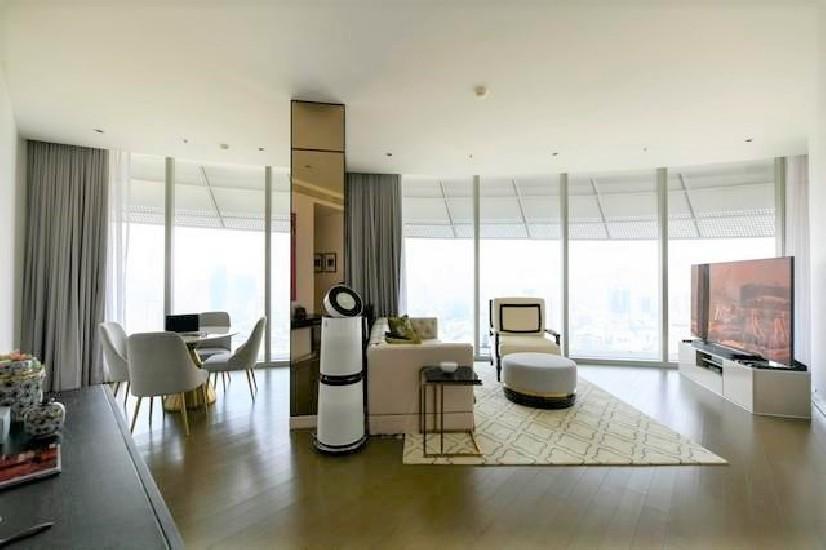 CS024 ขายคอนโด MAGNOLIAS ย่านราชดำริ พร้อมอยู่ ห้องมุม วิวพาโนรามาใจกลางเมืองสวยมาก